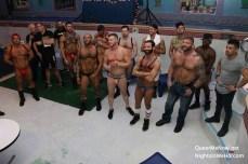 Gay Porn Stars HustlaBall Las Vegas 2018 02
