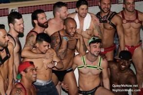Gay Porn Stars HustlaBall Las Vegas 2018 07