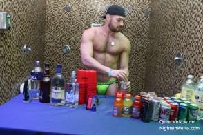 Gay Porn Stars HustlaBall Las Vegas 2018 08