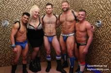 Gay Porn Stars HustlaBall Las Vegas 2018 17
