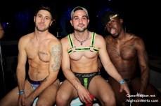 Gay Porn Stars HustlaBall Las Vegas 2018 28