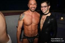 Gay Porn Stars HustlaBall Las Vegas 2018 29