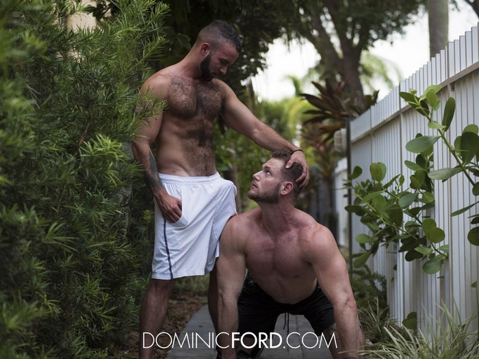 Ace Era Gay Porn Fernando Del Rio DominicFord