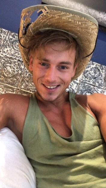 BelAmi Gay Porn Stars Back In Africa Live 59