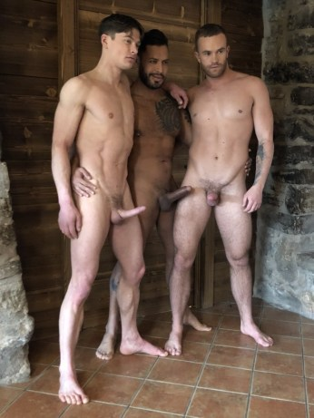 Gay Porn Stars Behind The Scenes LucasEnt Barcelona 2018 67