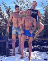 Gay Porn Stars Behind The Scenes LucasEnt Barcelona 2018 81