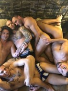 Gay Porn Stars Behind The Scenes LucasEnt Barcelona 2018 90