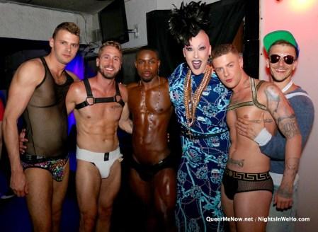 Gay Porn Stars ChiChi LaRue Party 2018 01