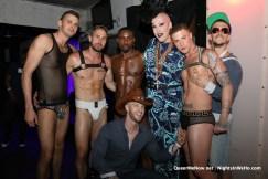 Gay Porn Stars ChiChi LaRue Party 2018 02