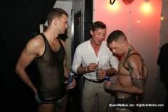 Gay Porn Stars ChiChi LaRue Party 2018 11