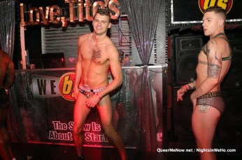 Gay Porn Stars ChiChi LaRue Party 2018 22