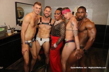 Gay Porn Stars ChiChi LaRue Party 2018 29