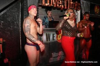 Gay Porn Stars ChiChi LaRue Party 2018 47