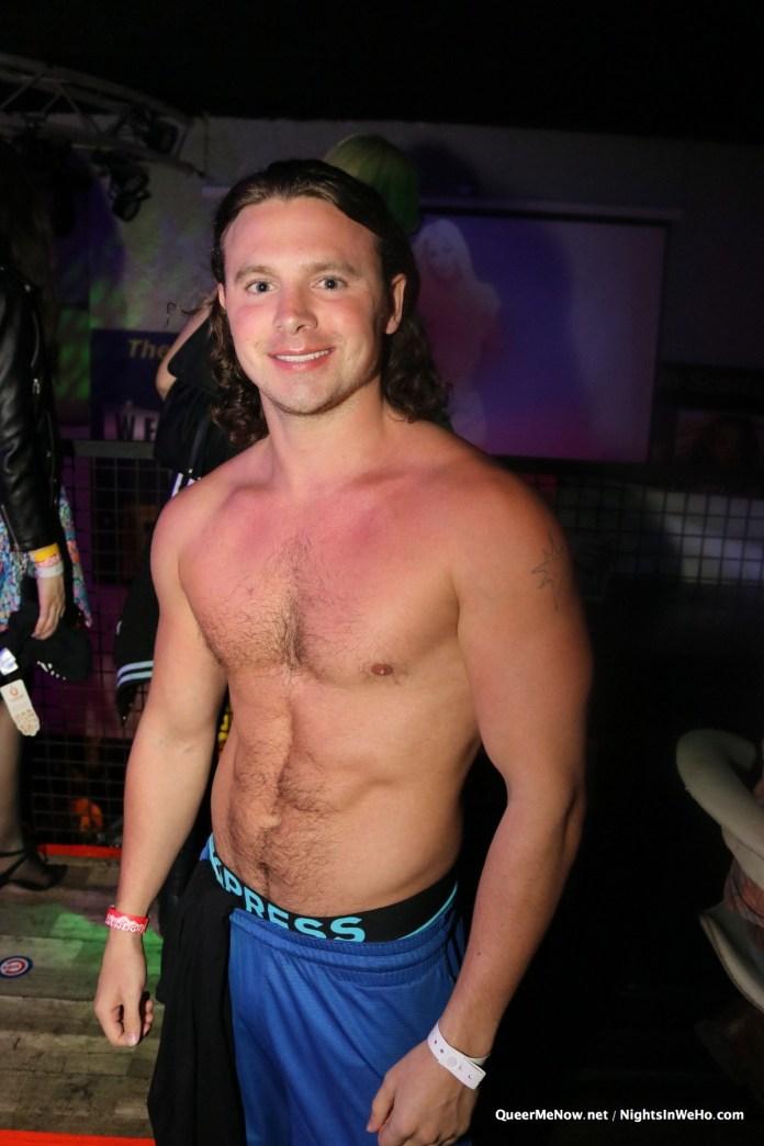 Gay Porn Stars ChiChi LaRue Party 2018 48