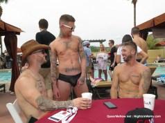 Gay Porn Stars Pool Party Phoenix Forum 2018 28