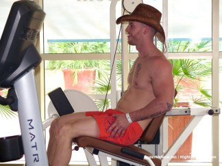 Gay Porn Stars Pool Party Phoenix Forum 2018 34