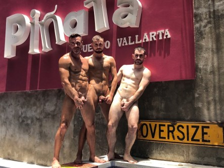 Gay Porn Behind The Scenes Lucas Ent Puerto Vallarta 2018 16
