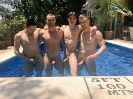 Gay Porn Behind The Scenes Lucas Ent Puerto Vallarta 2018 31