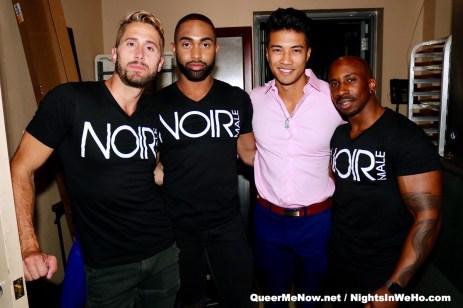 Gay Porn Stars GayVN Party Grabbys 2018 01
