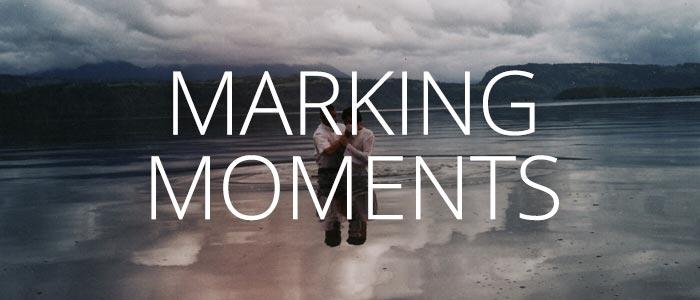 Marking Moments - Matthew 3:13-17 - Queer Theology