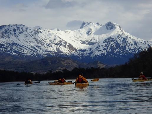 Segundo Encuentro Internacional de Kayak
