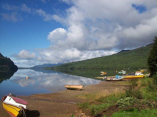 Puerto de Puyuhuapi, Cisnes, Aysén