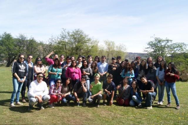 Estudiantes de Coyhaique y Melinka realizan Gira de Estudios gracias a Programa turístico