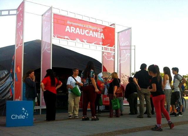 La Araucanía deslumbró a argentinos con oferta turística Primavera- Verano