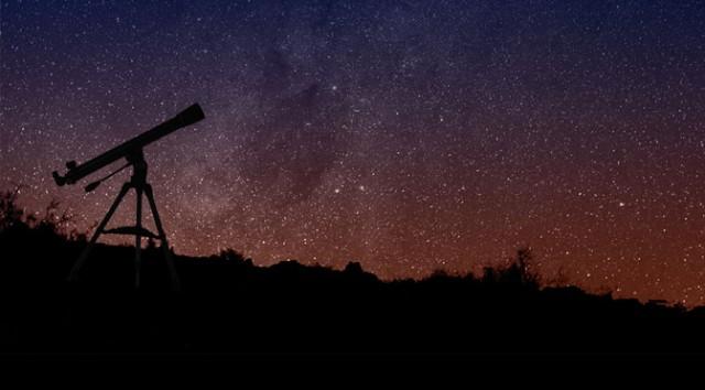 Observación astronómica fue afectada por lluvias