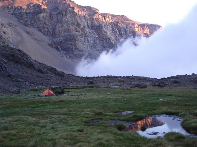 Parque Cordillera Yerba Loca: desconéctate del ruido de la capital en menos de una hora