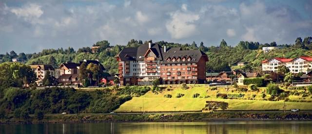 Cumbres de Puerto Varas: Un hotel cinco estrellas con vista al Lago Llanquihue