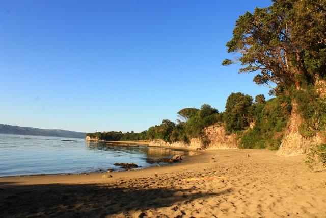 Playa Ahui: un lugar secreto, único y paradisíaco en Chiloé