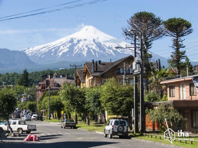 Villarrica: una ciudad enmarcada por la belleza del Lago