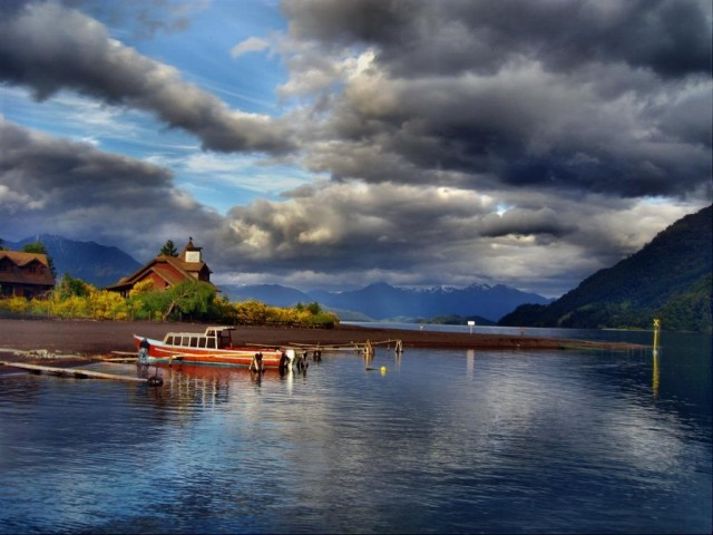 La Ensenada: Una hermosa villa al sureste del Lago Llanquihue