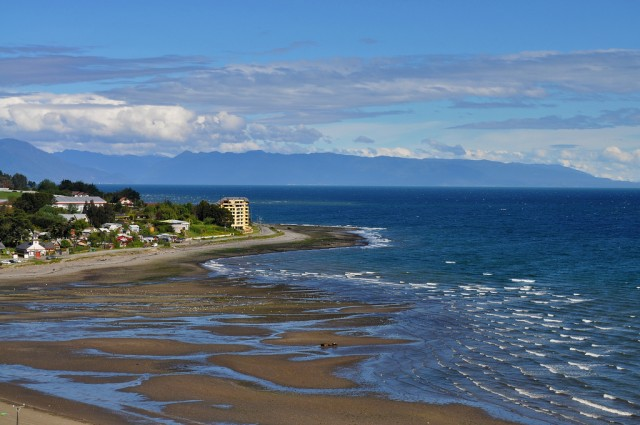 Pelluco: Una playa del sur con una característica muy especial