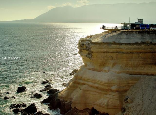 Mirador de Punta Angamos: Conoce su historia y contempla el bello paisaje