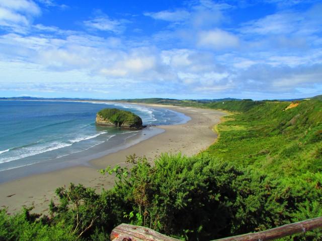 Mar Brava: Una playa que te sorprende en Chiloé