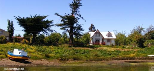 Isla Tenglo y su hermosa panorámica al sur de Chile