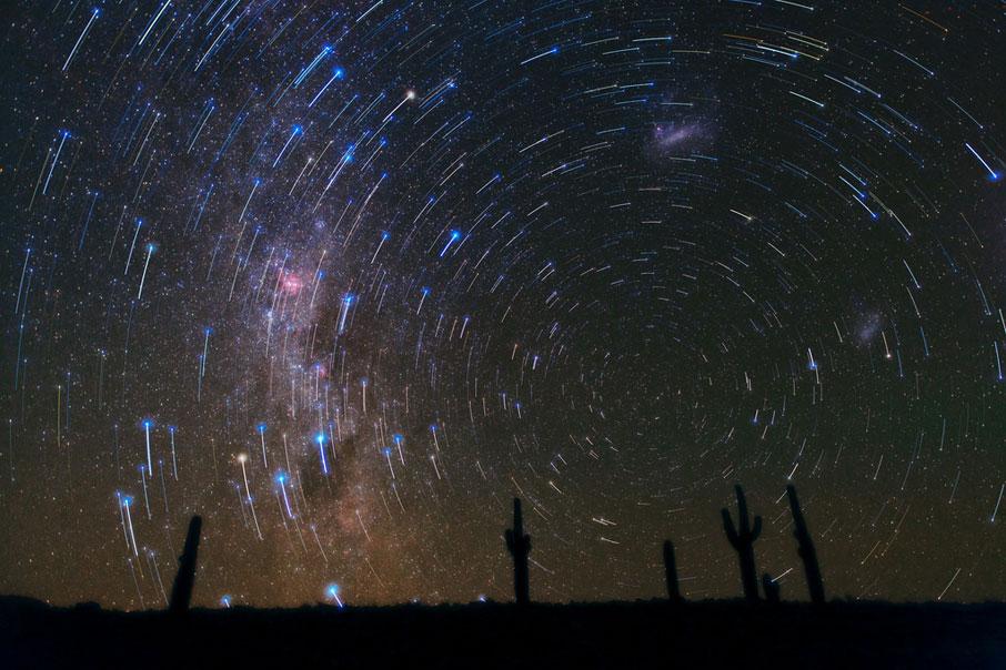 El Desierto de Atacama es el mejor destino del mundo para observar las estrellas