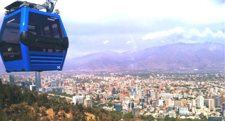 Tarifas, horarios y tramos: El renovado Teleférico de Santiago abrió sus puertas