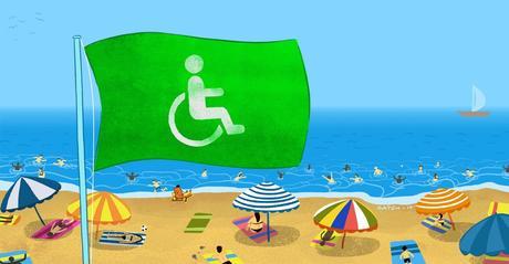 Conoce cuáles son: Chile cuenta con 23 playas inclusivas