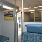Sunrail Train Interior