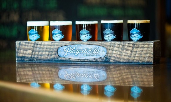 Playalinda brewery
