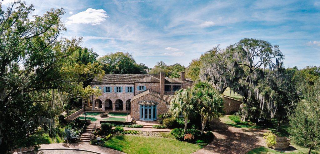 Casa Feliz museo casa histórica en Winter Park Florida