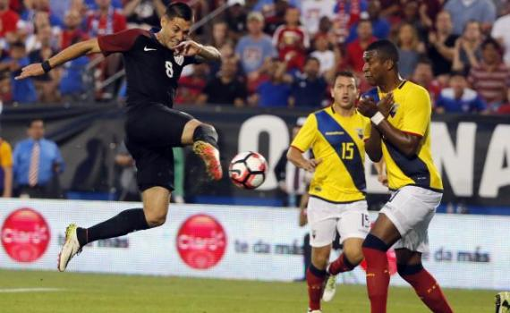 Estados Unidos vs Ecuador