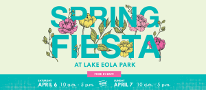 Spring Fiesta in the Park - Lake Eola downtown Orlando