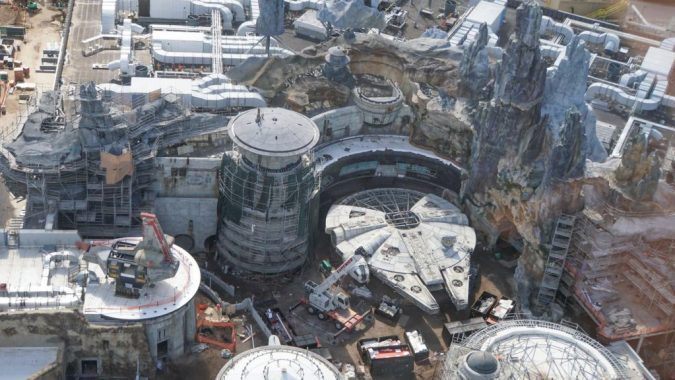 Disney Star Wars Galaxy's Edge abre en Agosto 2019