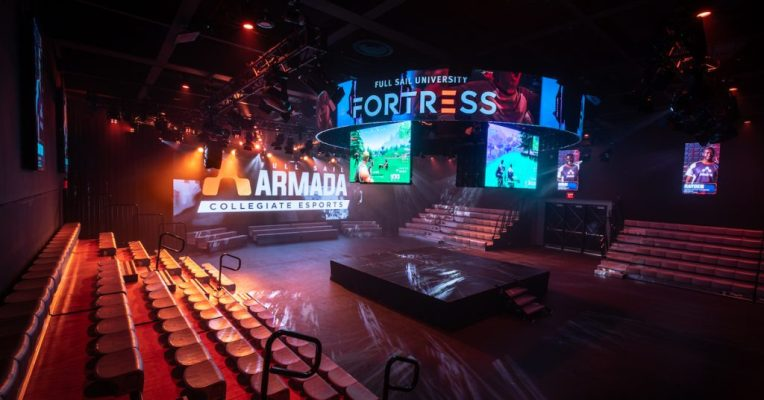 The Fortress Full Sail University