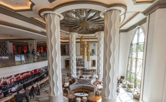 Gran Destino Tower en Coronado Springs Resort