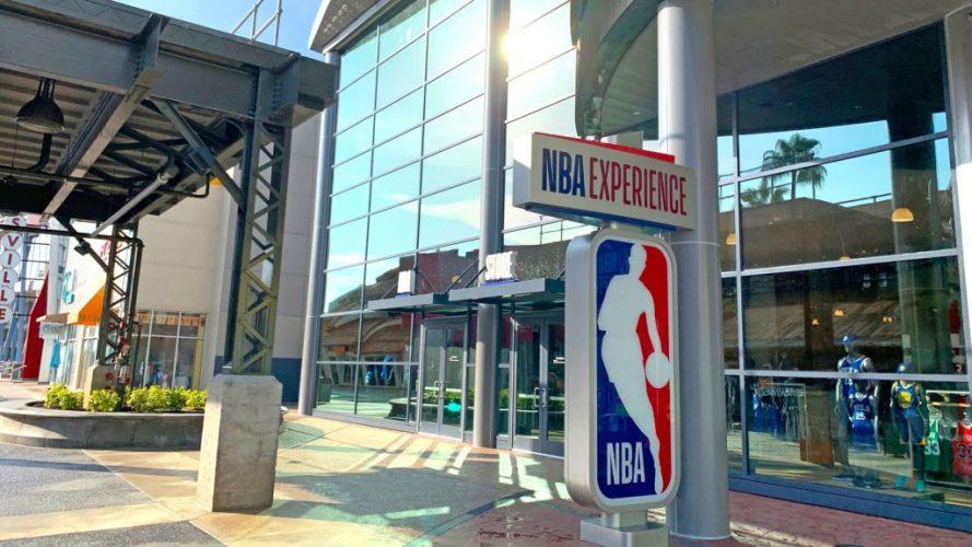 Toda la magia de la NBA en NBA Experience